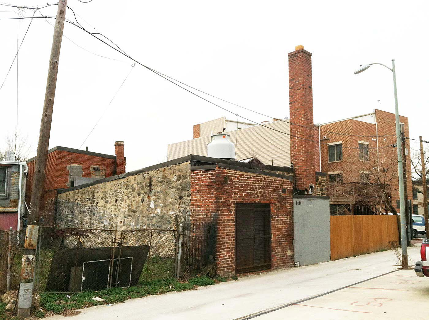 BEFORE - Centrie x Community Three - Exterior