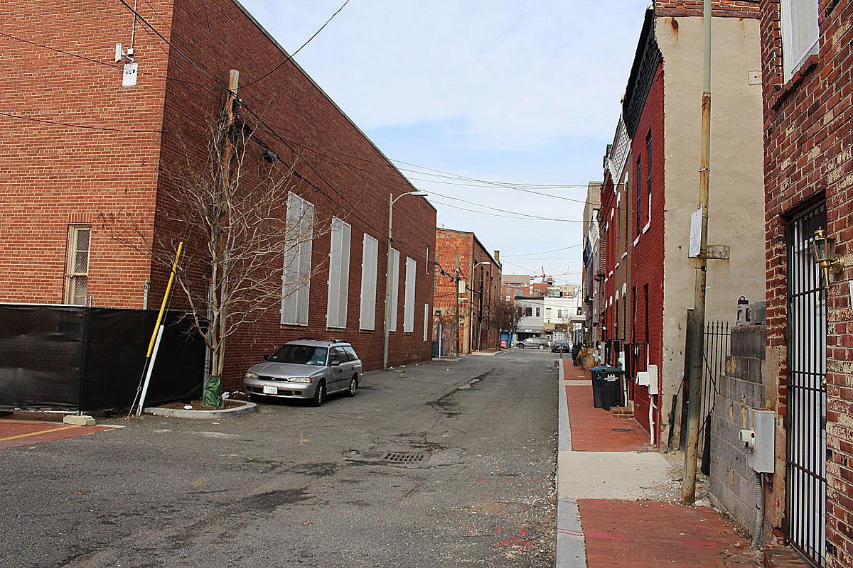 BEFORE - 9 1/2 Street Initiative x Community Three - Exterior